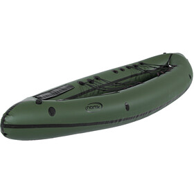 nortik Duo Expedition PackRaft Barca, green/black